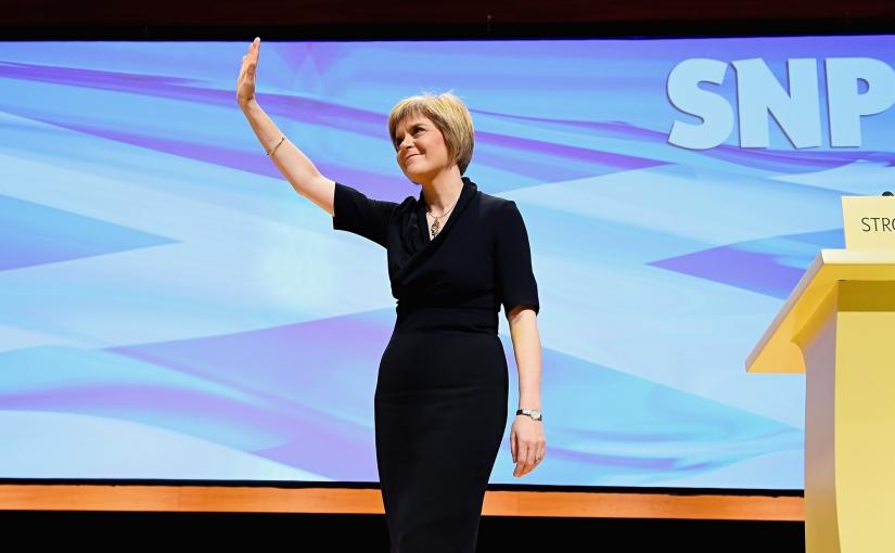 Sturgeon Wars: The ForceAwakens
