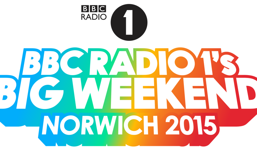 BBC Radio 1's Big Weekend 2015 Review, 23/05/2015 – 24/05/2015