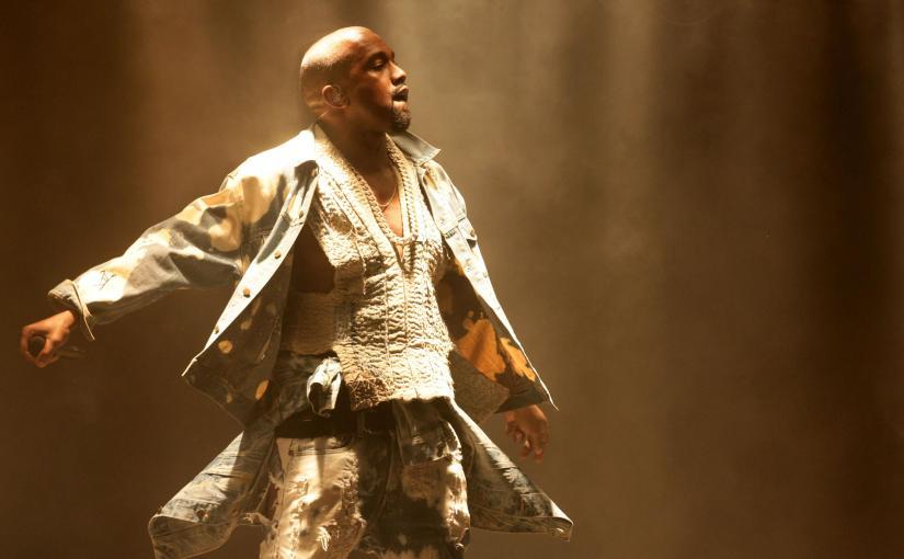 Kanye West Glastonburyreview