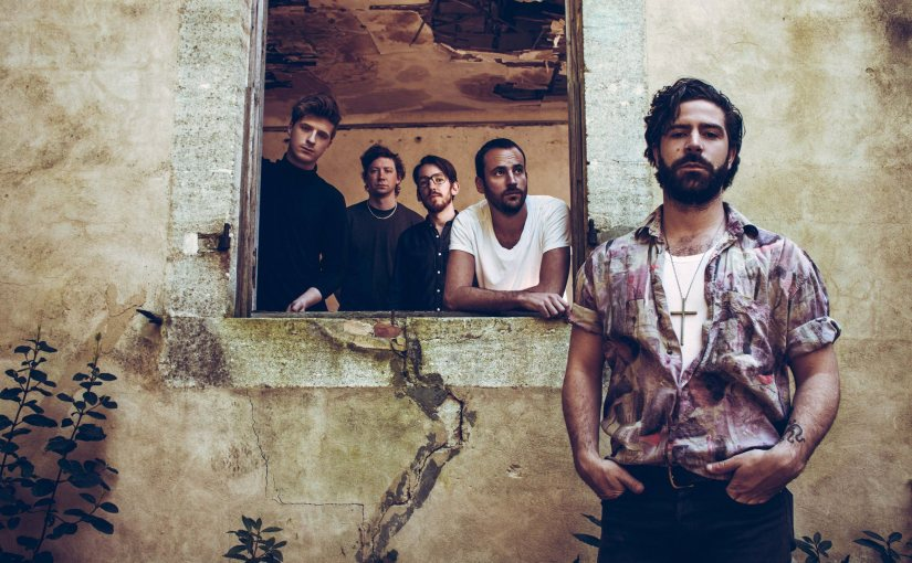 Foals – Mountain At My Gates trackreview