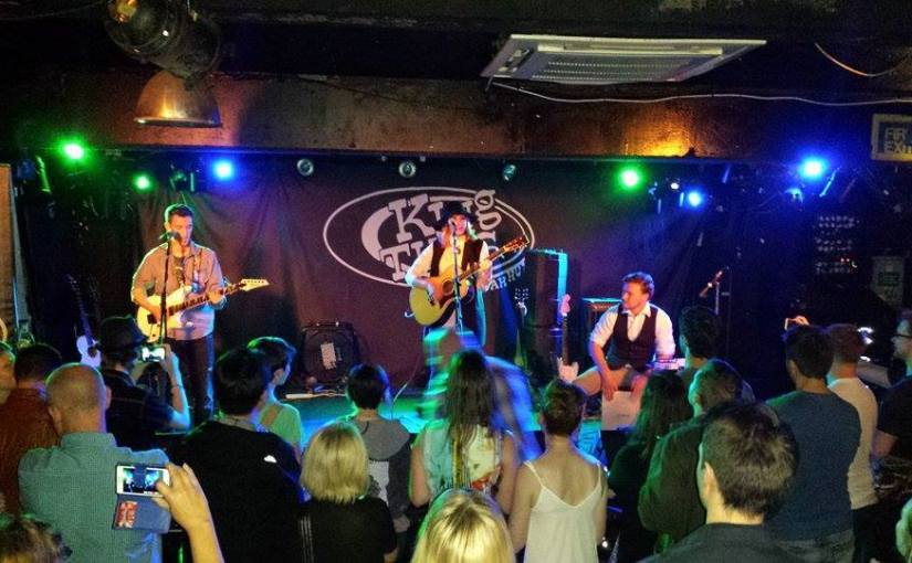 Review: Chloe Marie @ King Tuts – 22nd August2015