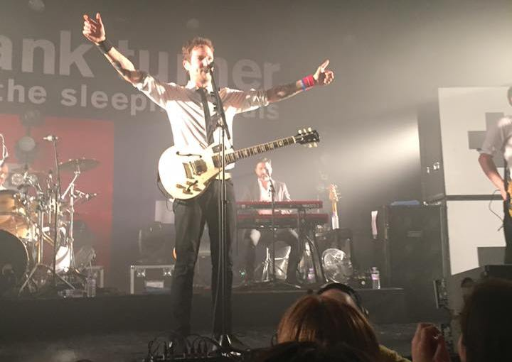 Frank Turner @ Barrowlands Review – 13/11/2015
