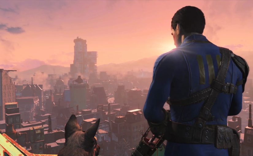 First week with Fallout 4: A Sorta Review