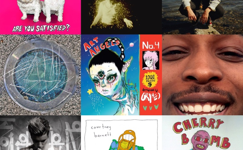 Top 25 Albums Of 2015