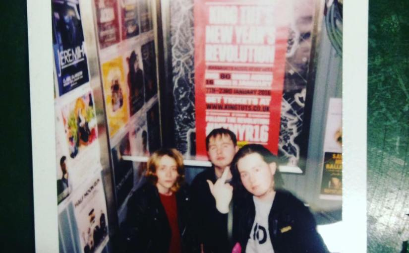 Gig Review: Echo Valley @ King Tuts~8/01/2016
