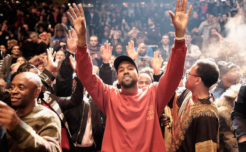 NEWS: Yeezy Streams First Single Off TLOP