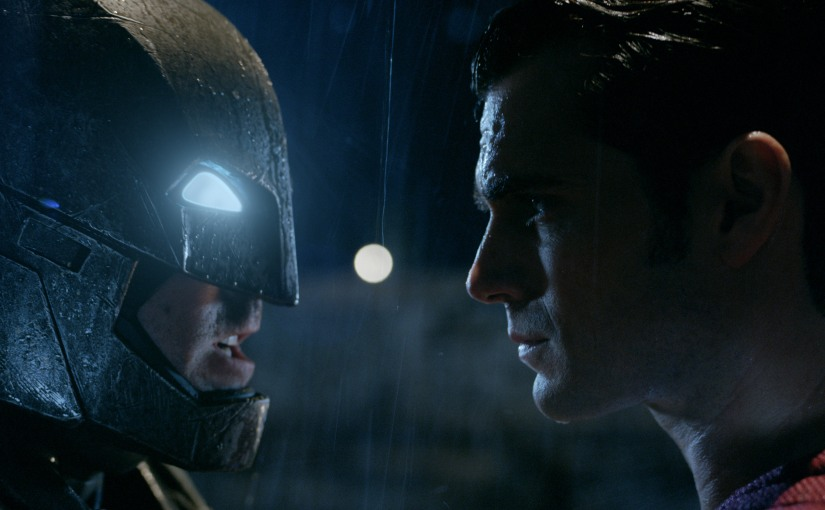 THOUGHTS ON: Batman VS Superman