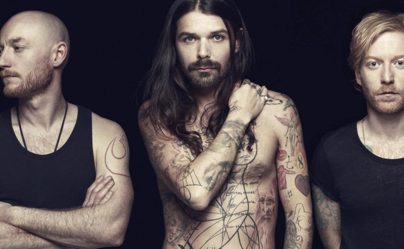 Biffy Clyro To Premiere New Music Video This Afternoon