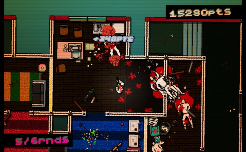 GAME REVIEW: Hotline Miami (PS4)