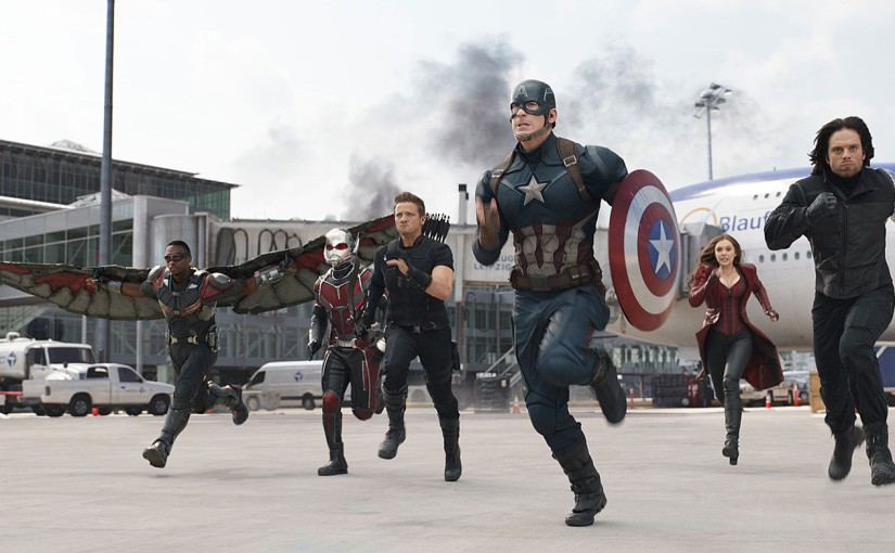 Captain America: Civil War REVIEW