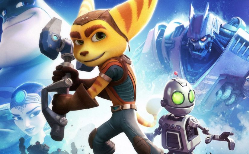 GAME REVIEW: Ratchet + Clank (2016)