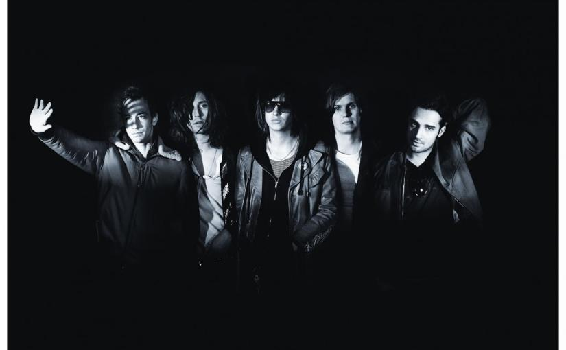 TRACK REVIEW: The Strokes – Oblivius