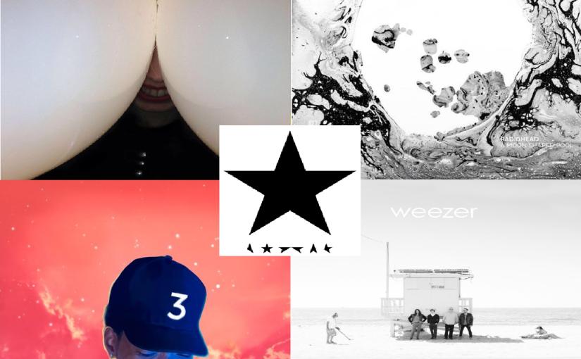 FAV ALBUMS OF 2016 (SOFAR)