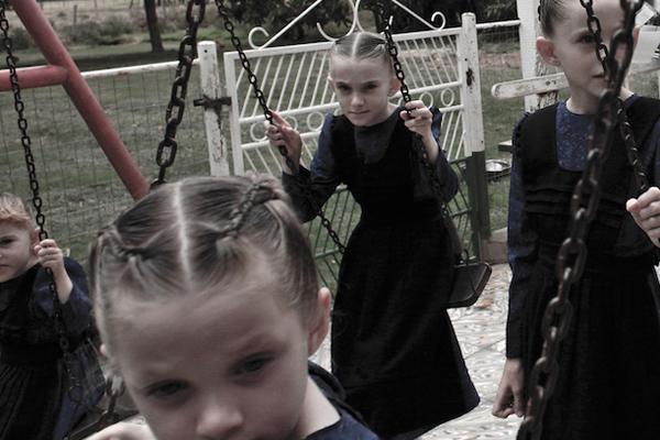ALBUM REVIEW: Crystal Castles -Amnesty(I)