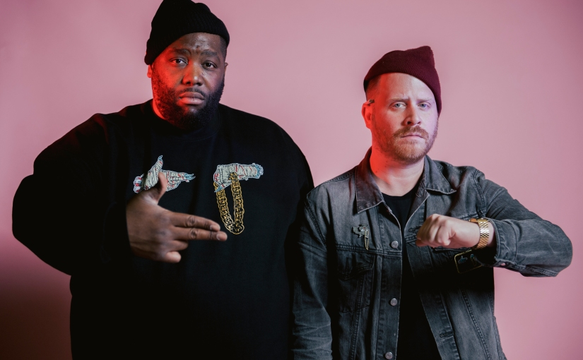 Run The Jewels – Run The Jewels 3 ALBUM REVIEW