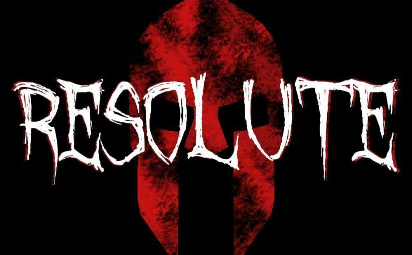 TRACK REVIEW: Resolute – Walk With Me