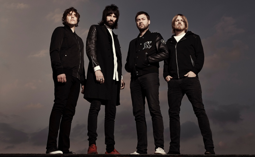 TRACK REVIEW: You're In Love With A Psycho byKasabian