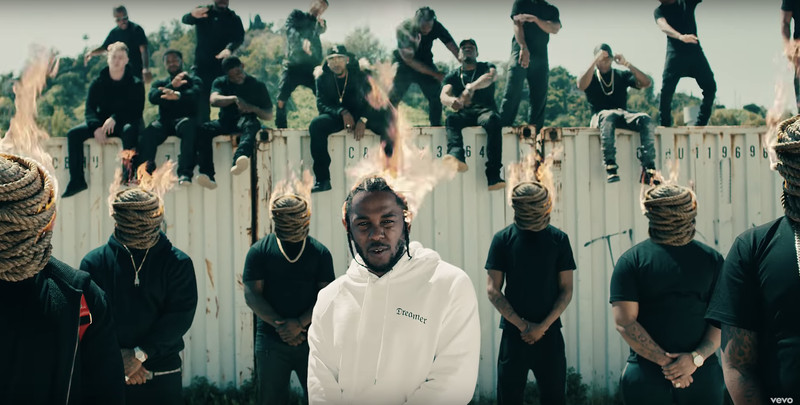 Track Of The Week: HUMBLE by KENDRICKLAMAR