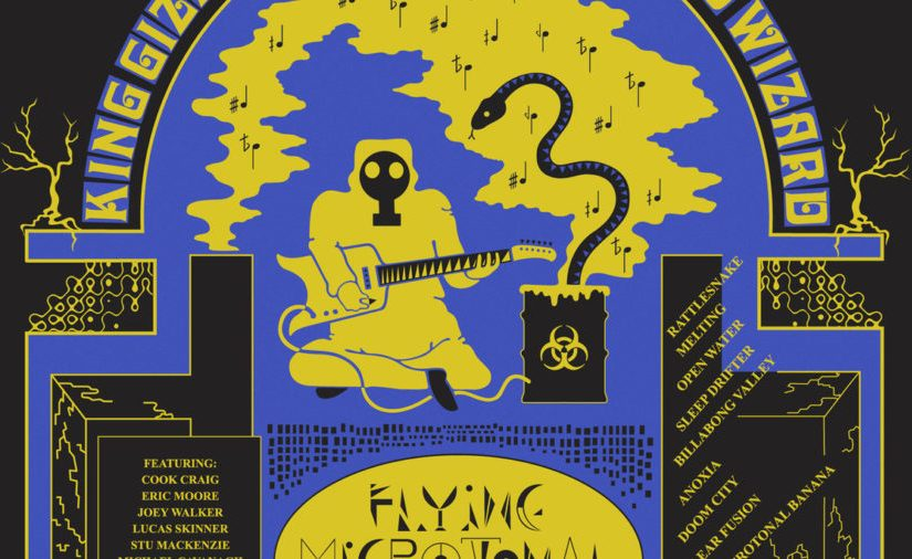 ALBUM REVIEW: Flying Microtonal Banana by King Gizzard & the Lizard Wizard