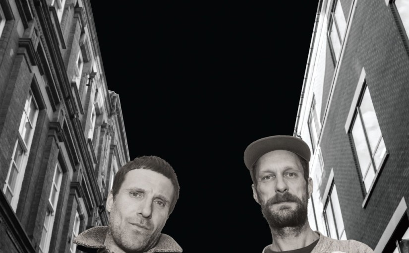 ALBUM REVIEW: English Tapas by Sleaford Mods