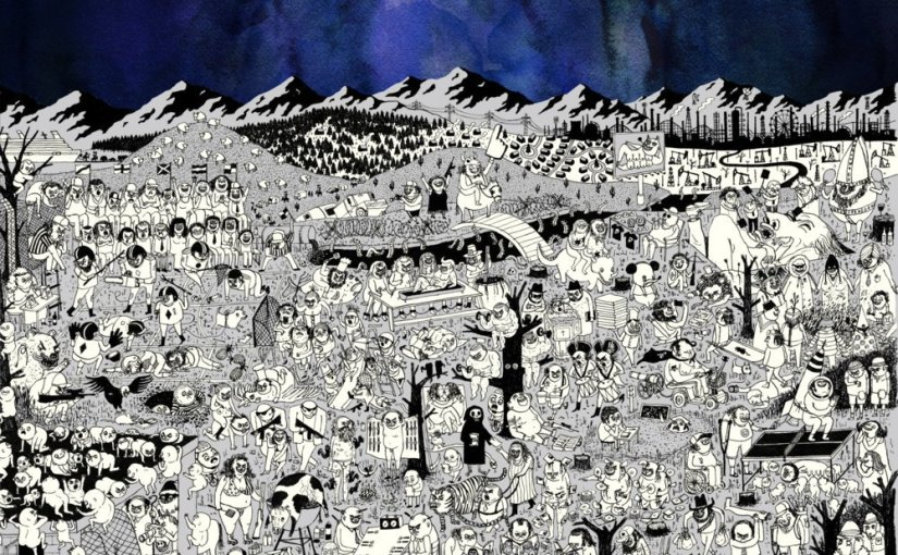 ALBUM REVIEW: PURE COMEDY by FATHER JOHN MISTY