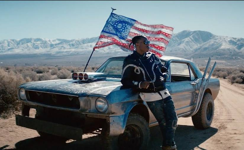 ALBUM REVIEW: ALL-AMERIKKKAN BADA$$ by JOEY BADA$$