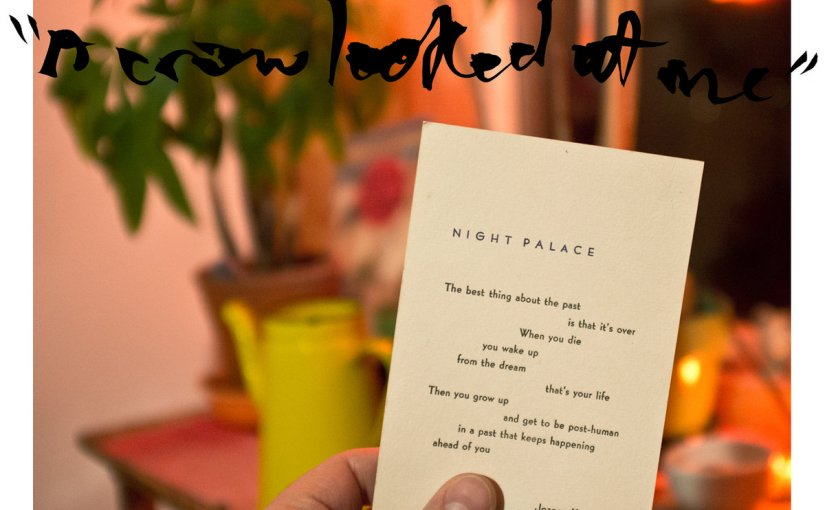 ALBUM REVIEW: A CROW LOOKED AT ME by MOUNT EERIE