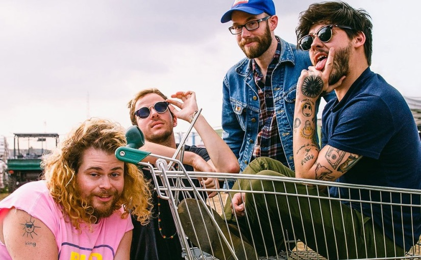 TRACK REVIEW: ANIMAL by WAVVES