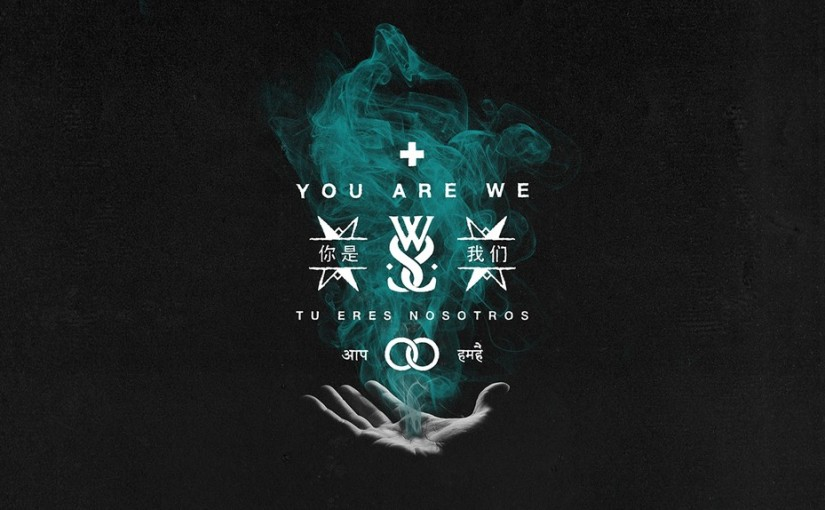 ALBUM REVIEW: YOU ARE WE – WHILE SHE SLEEPS