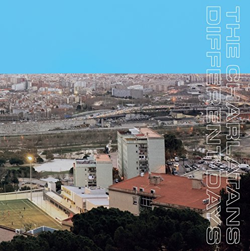 Album Review: The Charlatans – DifferentDays