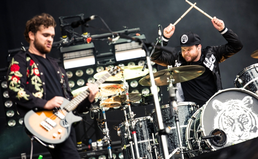 Track Review: Hook, Line and Sinker by Royal Blood