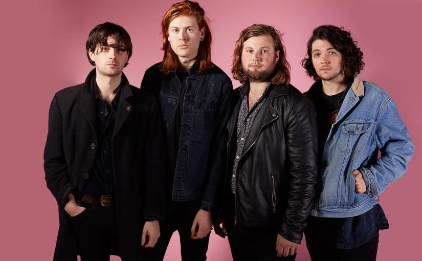 Album Review: The Amazons – The Amazons