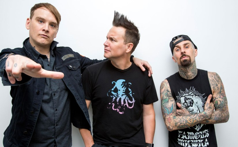 TRACK REVIEW: Wildfire by Blink 182