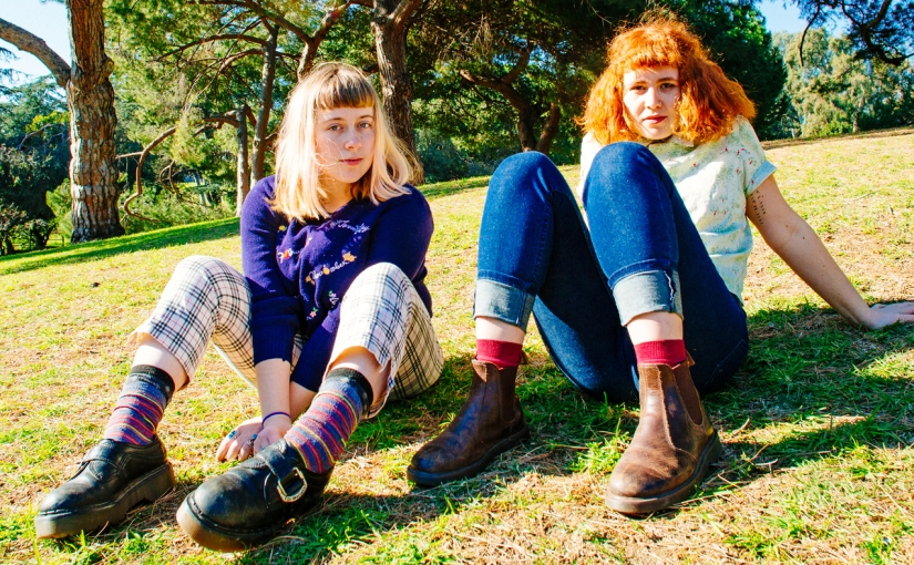 Album Review: Girlpool – Powerplant
