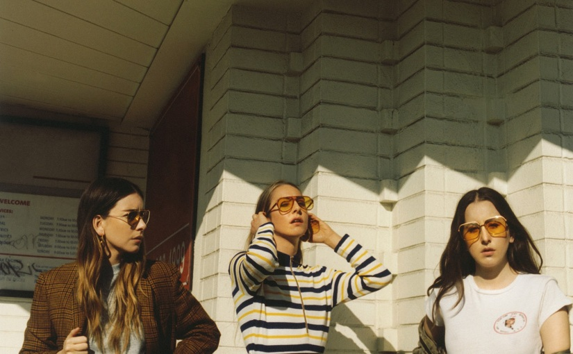 Track Review: Haim – Right Now