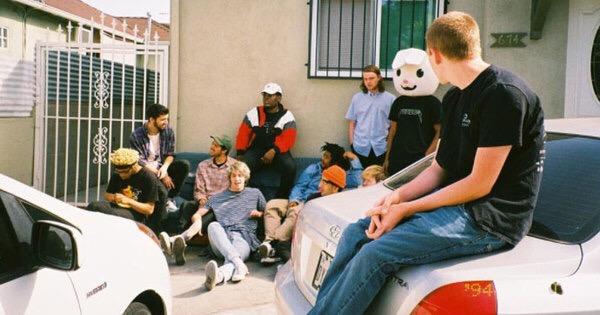 ALBUM REVIEW: Brockhampton –Saturation
