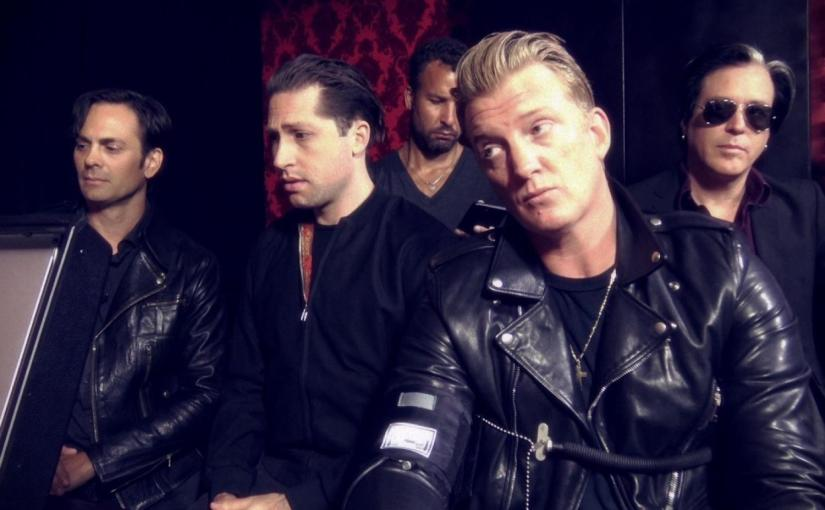 TRACK REVIEW: The Way You Used to Do by Queens of the StoneAge