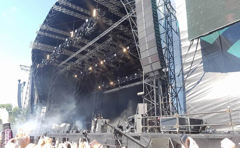 Festival Review: TRNSMT Day 2