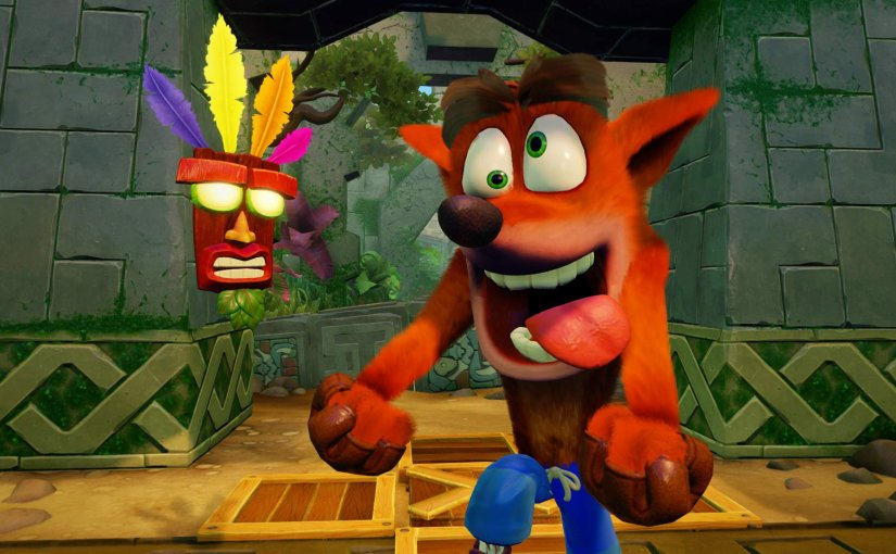 Game Review: Crash Bandicoot N.Sane Trilogy (PS4)