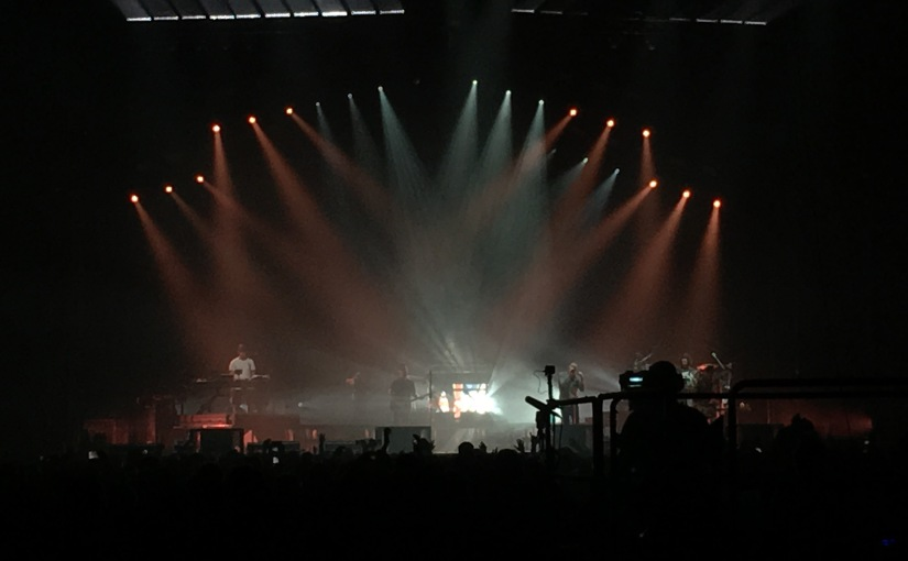 GIG REVIEW – A Sensory Review of LinkinPark