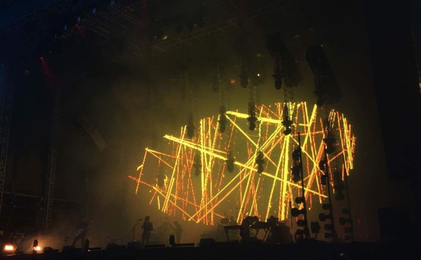 Gig Review: Radiohead @ Old Trafford Cricket Ground