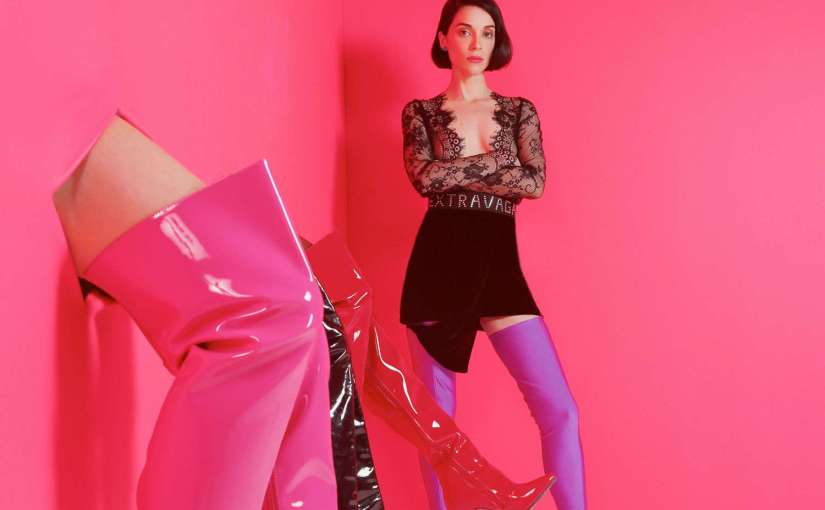 Track Review: St Vincent – New York
