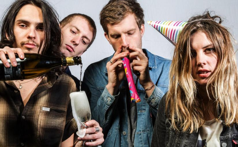 New Wolf Alice Track Dropping Tomorrow