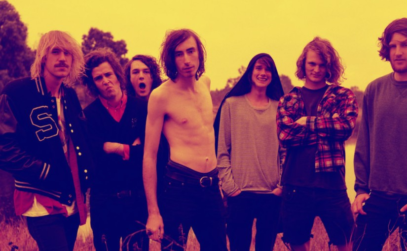 Album Review: King Gizzard & the Lizard Wizard w/ Mild High Club – Sketches of Brunswick East