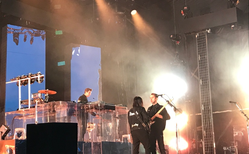 Gig Review: The XX (W/ Perfume Genius) @ SWG3