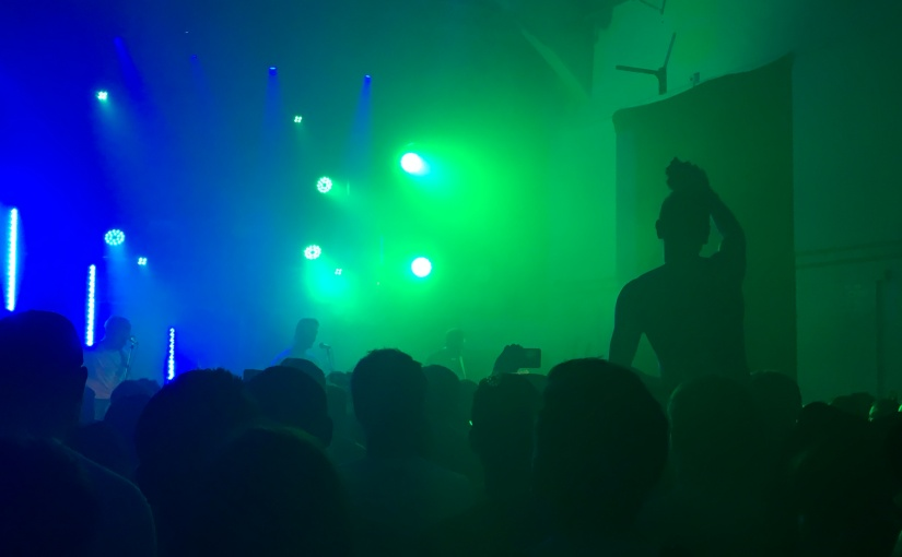 GIG REVIEW: American Football @ the Edinburgh Summerhall