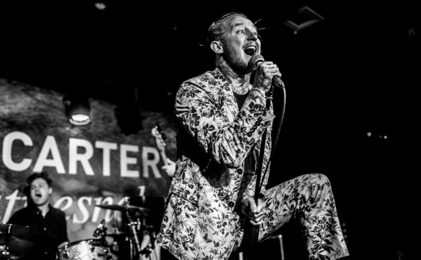 Track Review: Spray Paint Love by Frank Carter & The Rattlesnakes