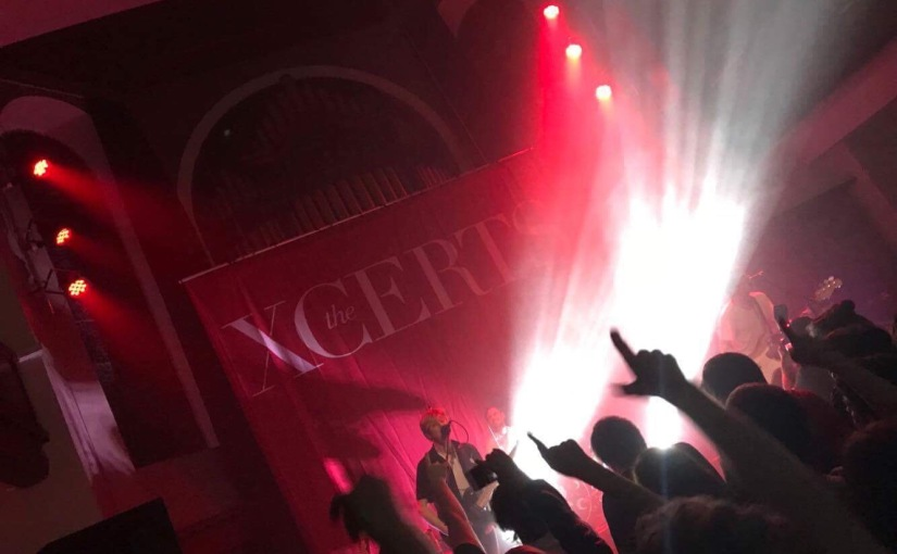 Gig Review: The Xcerts @ St Lukes