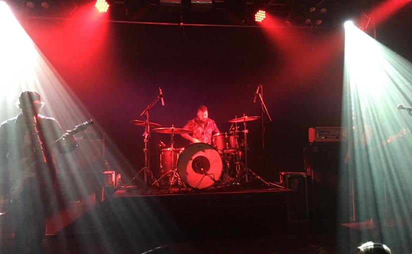 GIG REVIEW: Blackfoxxes @ the Tufnell Park Dome