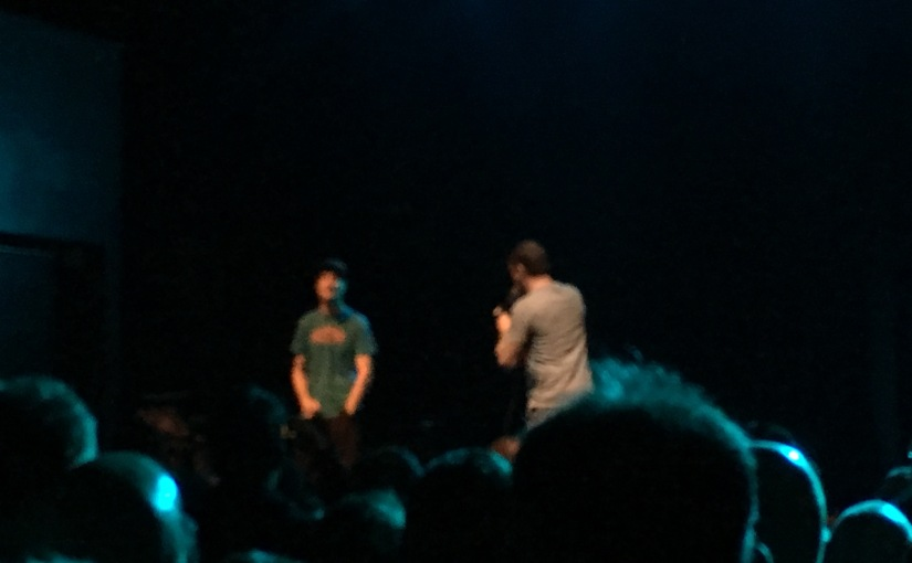Gig Review: Sleaford Mods & Nachtexenpunx @ O2 Institute, Birmingham